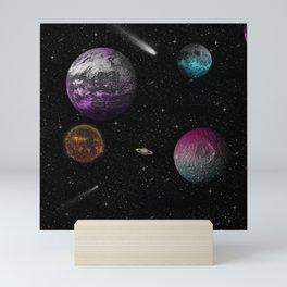 space xi Mini Art Print