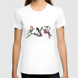 Gotham City Sirens T-shirt