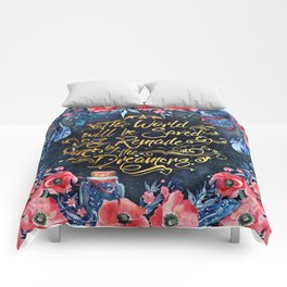 Saved by the Dreamers Comforters