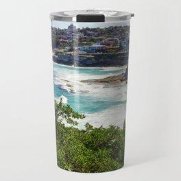Sydney Coastline Travel Mug