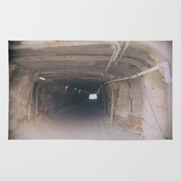 Tunnel To The Other Side Rug