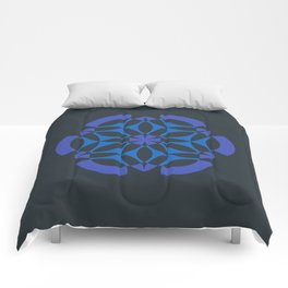 Stealthy sense   Abstract sacred geometry   Aliens crop circle Comforters