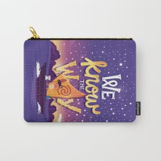 We know the way Carry-All Pouch