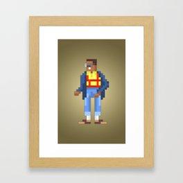 PixelWorld vol. 2   #17 Framed Art Print