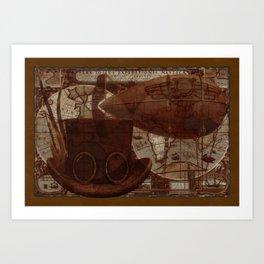 Imaginarium Art Print