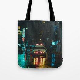 Tokyo Nights / Kiss Land II / Blade Runner Vibes  / Liam Wong Tote Bag