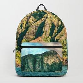 2016 Na' Pali Coast, Kauai, Hawaii Backpack