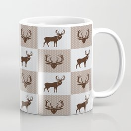 The Forest King Brown Coffee Mug