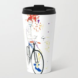 Bicycle Another Life-Cycle Travel Mug