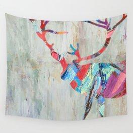 Rhizome Deer Wall Tapestry