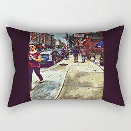 Mother Annas Rectangular Pillow