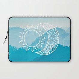 SUN & MOON V2 Laptop Sleeve