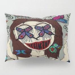 Madam Butterfly Pillow Sham