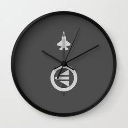 F-35 RNoAF Wall Clock