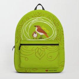 Hornero Bird Backpack