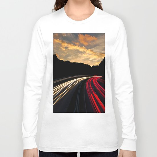 Highway to Adventure Long Sleeve T-shirt