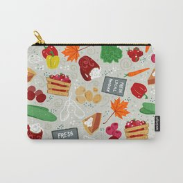 Farmer's Market Carry-All Pouch