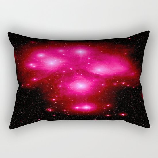 constellation : 7 Sisters of Pleiades Rectangular Pillow
