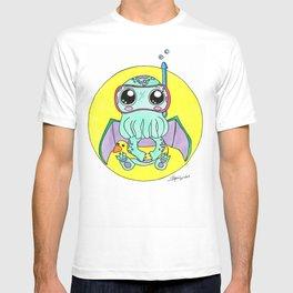Just keep swimming, Cute-thulu! T-shirt