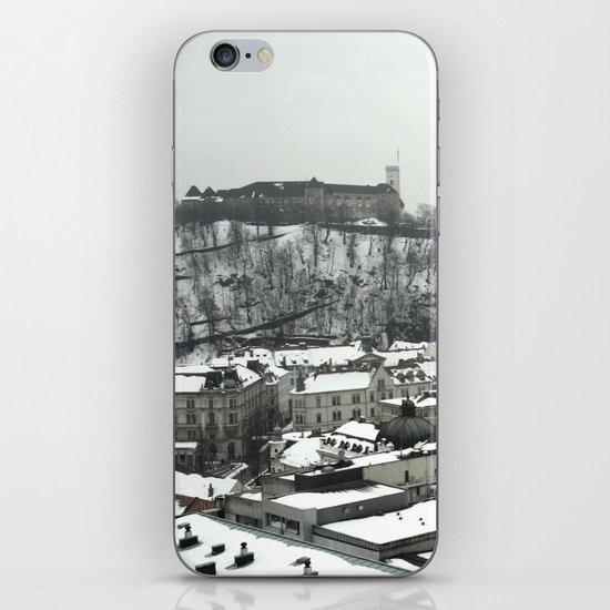 Ljubljana Slovenia iPhone Skin