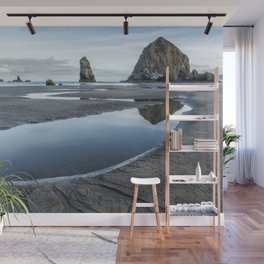 Haystack and the Needles Wall Mural
