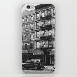 Greenwich Village Street View iPhone Skin