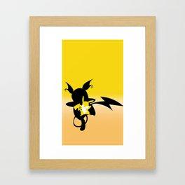 Pi Evo 3 Framed Art Print