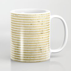 gOld stripes Mug