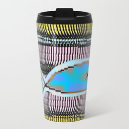 Not Whaling / Imperfect Lines Travel Mug