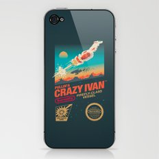 Crazy Ivan iPhone & iPod Skin