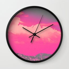 We gazed the beauty of teenage dreams vaporizing into uncertainty. Wall Clock