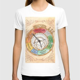 Magical Exposure Threat Level T-shirt