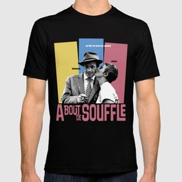 A Bout de Souffle T-shirt