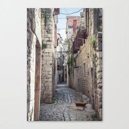 Trogir 2.2 Canvas Print