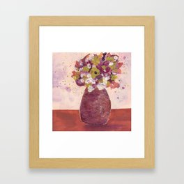 Warm My Heart Framed Art Print