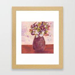 Warm My Heart Framed Art Print