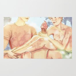 Even+Isak x Summer Rug