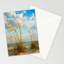 Sea Oats along the Beach Stationery Cards