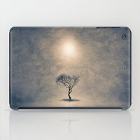 the shining iPad Cases featuring shining by Viviana Gonzalez