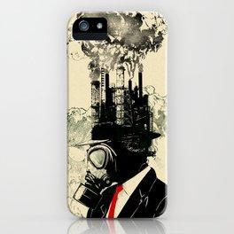 Businessman iPhone Case