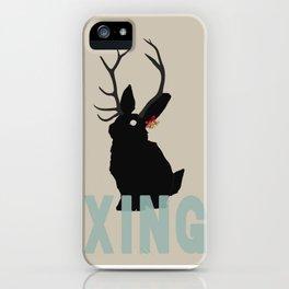 Xmas Jack iPhone Case