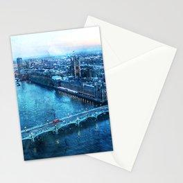 london-big-ben Stationery Cards