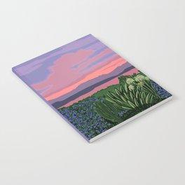 COUCHER DE SOLEIL Notebook