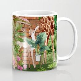 Mini Zoo in New York City. Coffee Mug