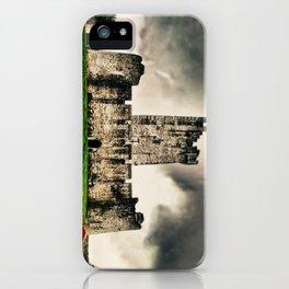 Ross Castle, Killarney National Park, Ireland. iPhone Case