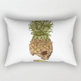 Pineapple Skull Rectangular Pillow