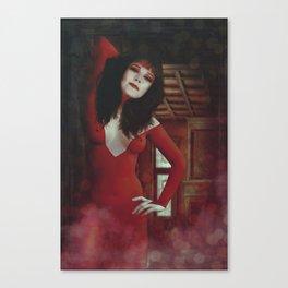 Valeria Canvas Print