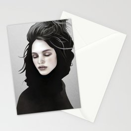 Elsewhere Girl Stationery Cards