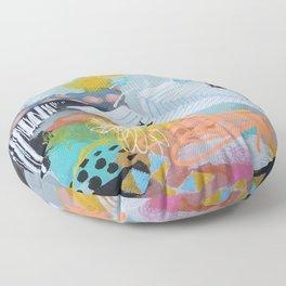 Open Floor Pillow