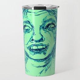 Hello, my name is: Chaos Travel Mug